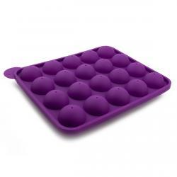 Форма силиконовая для выпечки Попс-кейков 20шт (фото 1 из 3)