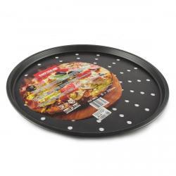 Форма для пиццы с перфорированным дном 30 см фото