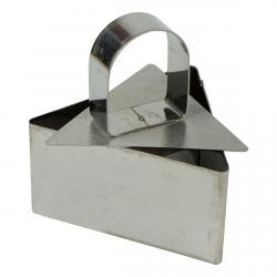 Форма для гарнира со втулкой Треугольник 4см (фото 1 из 2)
