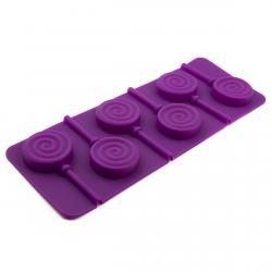 Форма для конфет на палочке Спираль 6 шт (фото 1 из 2)