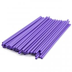 Палочки для кейк-попсов и леденцов Фиолетовые (50 шт) фото