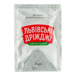 Дрожжи сухие (Львовские 12 гр) фото