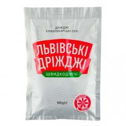 Дрожжи сухие (Львовские 100 гр) фото