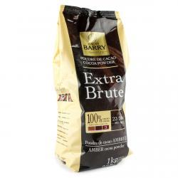 Какао-порошок Callebaut алкализированный Extra Brut 22% 1 кг фото