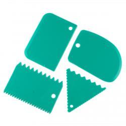 Набор шпателей кондитерских с текстурой (фото 1 из 2)