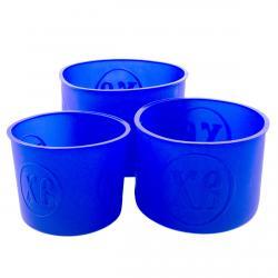 Набор силиконовых форм для Пасхи 3 шт (фото 1 из 3)
