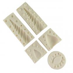 Молд для мастики Единорог 3Д фото