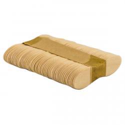 Палочки для мороженого деревянные Мини 60*17/11мм, 50 шт фото