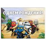 Лего LEGO Ninjago 1