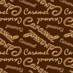 Трансфер для шоколада Карамель IBC 40*40 см 1 шт