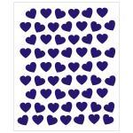 Трафарет Фон сердца 13*10.5 см (TR-1)