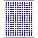 Трафарет Фон Плюсики 0,6 см (TR-1)
