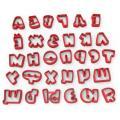 Алфавит шрифт Ну, Погоди! вырубка для мастики 2,2 см (3D) (фото 1 из 2)