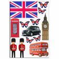 Лондон-1 вафельная картинка фото