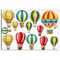 Воздушные шары 1 вафельная картинка фото